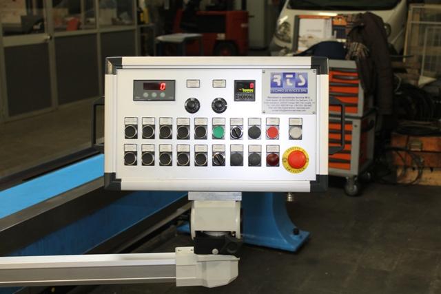 Retrofit per macchine utensili manutenzione e assistenza